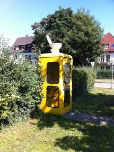 In Tübingen kann man im Grunde nie etwas besonderes erleben. Wenn es aber ausnahmsweise passiert, ist es eine kollektive Erinnerung.